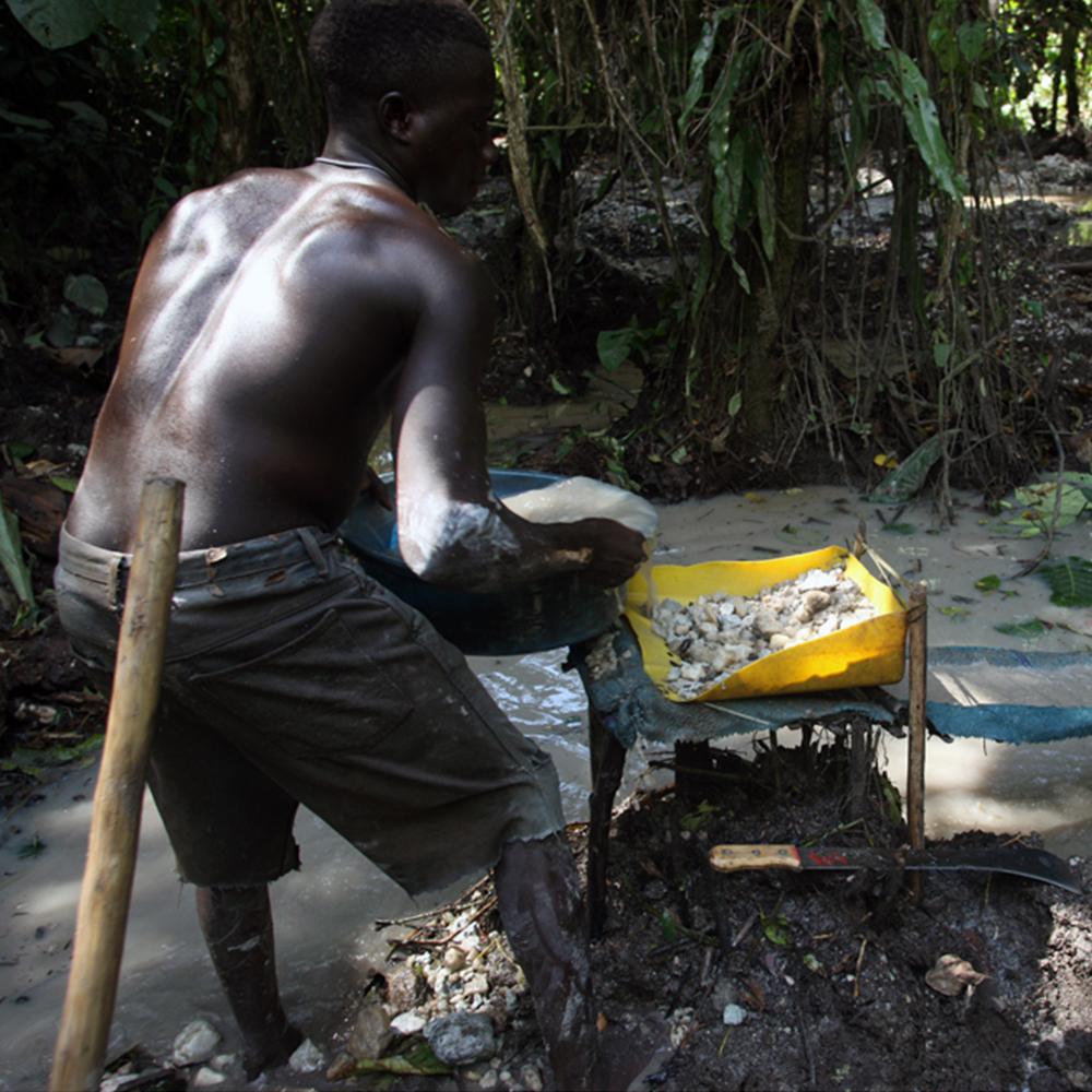 Congo Gold image Baraska Photographer