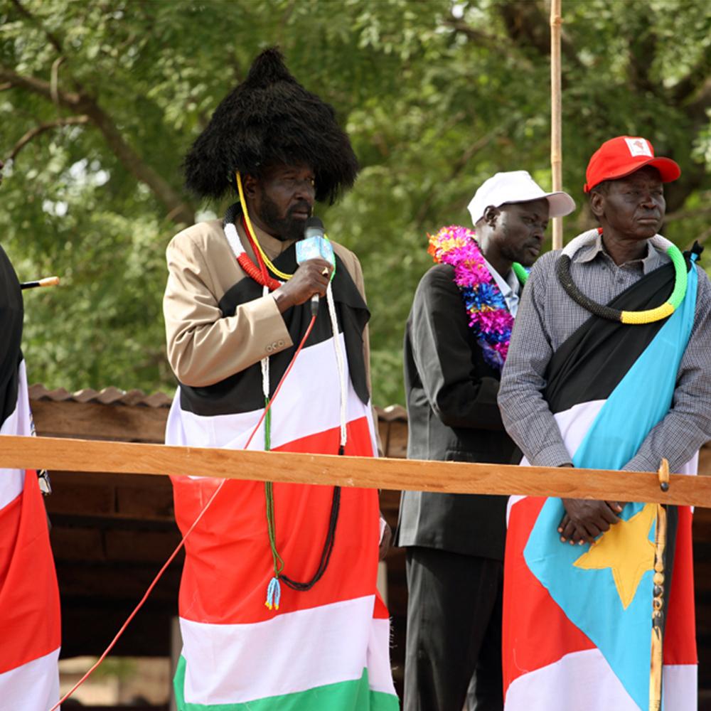 Southern Sudan Referendum image Baraska Photographer